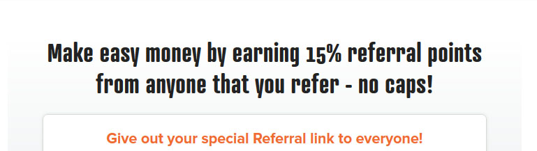 Referrals: The Best Way to Earn Points on PrizeRebel