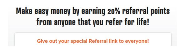 PrizeRebel Referral Program is the best way to earn easy points!