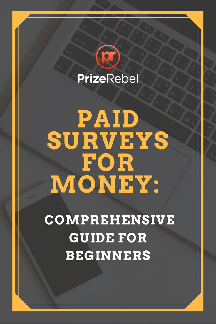 Online Paid Surveys for Money: A Comprehensive Guide for