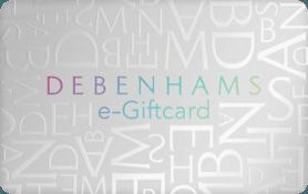 5 GBP Debenhams Gift Card