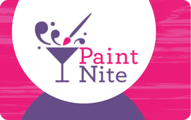 $25 Paint Nite® Gift Card