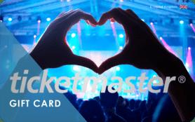 £5 GBP Ticketmaster UK Gift Card