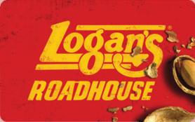 $10 Logan's Roadhouse® Gift Card