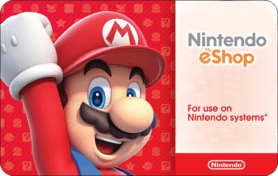 $50 Nintendo eShop Gift Card
