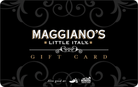 $5 Maggiano's Gift Card