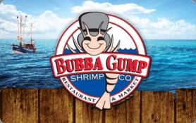 $20 Bubba Gump Shrimp Co.® Gift Card