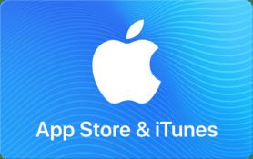 £15 UK App Store & iTunes Gift Card