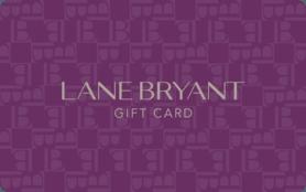 $10 Lane Bryant Gift Card