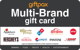 $10 Giftpax Gift Card