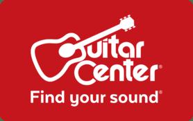 $5 Guitar Center Gift Card