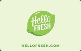 $5 HelloFresh Gift Card