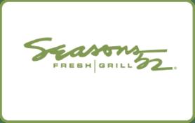 $10 Seasons 52® Gift Card