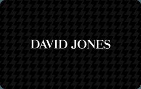 50 AUD David Jones Gift Card