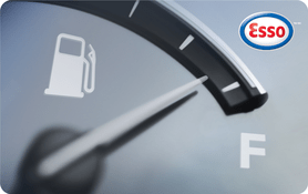 25 CAD Esso Gift Card