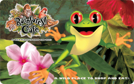 $20 Rainforest Cafe® Gift Card