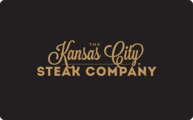 $25 Kansas City Steak Company Gift Card