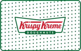 $5 Krispy Kreme®  Gift Card