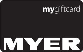 5 AUD Myer Gift Card
