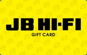 5 AUD JB Hi-Fi Gift Card