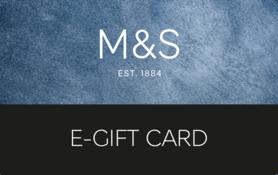 5 GBP Marks & Spencer Gift Card