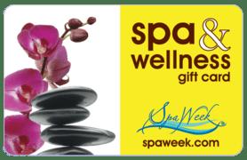 $5 Spa & Wellness by Spa Week Gift Card