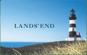 $25 Lands  End Gift Card