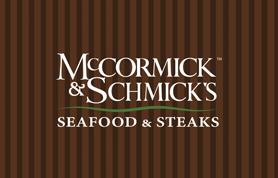$20 McCormick & Schmick s Gift Card