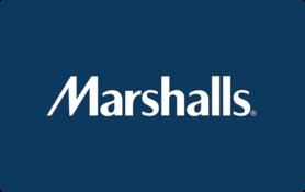 $10 Marshalls Gift Card
