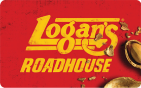 $10 Logan's Roadhouse® Gift Card