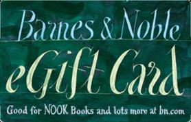 $50 Barnes & Noble Gift Card