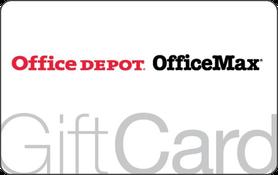 $10 Office Depot Gift Card