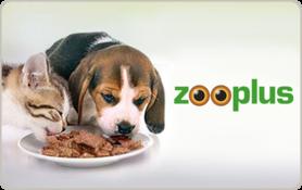 10 EUR zooplus Europe Gift Card