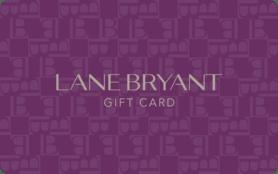 $25 Lane Bryant Gift Card