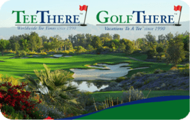 $25 GolfThere Gift Card