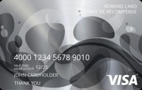 100 CAD Visa* Prepaid Card