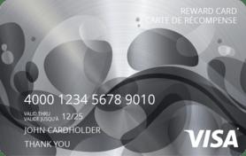 5 CAD Visa* Prepaid Card