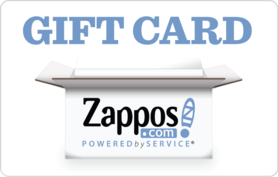 $15 Zappos Gift Card
