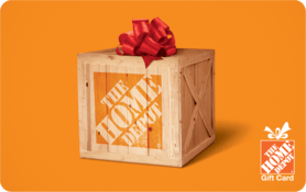 $5 The Home Depot Gift Card