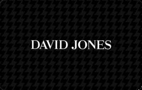 10 AUD David Jones Gift Card