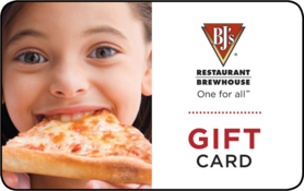 $10 BJs Restaurant Gift Card