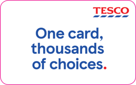 £25 Tesco Gift Card