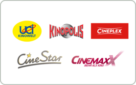 10 EUR MovieChoice Gift Card