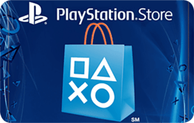 $20 PlayStation Gift Card