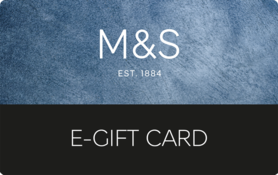£10 Marks & Spencer Gift Card