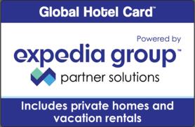 $25 Global Hotel Gift Card