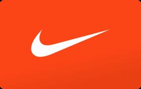 $50 Nike Gift Card