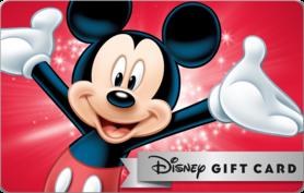 $5 Disney Gift Card