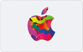 $10 iTunes® Canada Code
