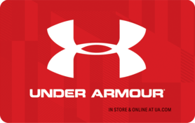$25 Under Armour Gift Card