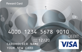 $10 USD Visa® Prepaid Card